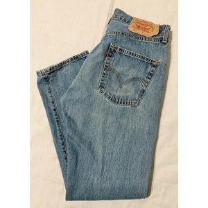 Levi's 501 | Vintage high rise jeans